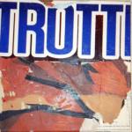 Trotti 40cm x 40cm jump mixed media on canvas